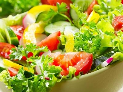 Salată proaspătă